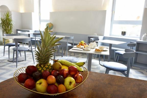 Colazione a buffet Hotel de la Ville Laigueglia