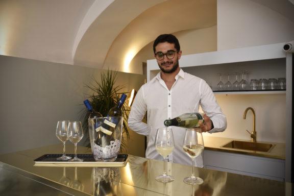 Hotel de la ville Laigueglia Servizio Bar